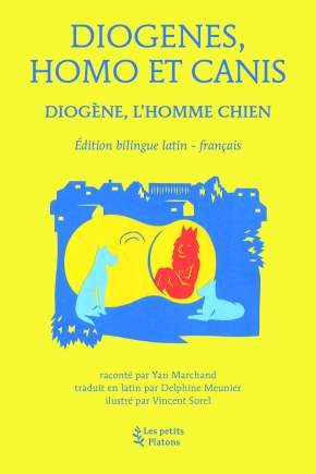 Couverture Diogenes, homo et canis