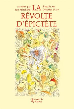 Livre philosophie enfants dès 9 ans – La Révolte d'Épictète