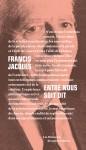 Livre dialogue philosophique - Francis Jacques