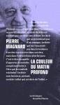 Livre dialogue philosophique - Pierre Magnard