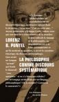 Livre Philosophie collection Dialogues Philosophiques - Lorenz B. Puntel