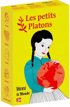 Coffret jaune 5 petits Platons