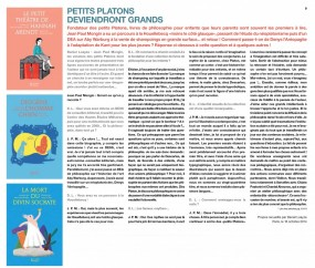 Lettre de l'Odéon n°13, janvier 2015